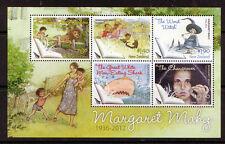 NEW ZEALAND 2013 MARGARET MAHY MINIATURE SHEET UNMOUNTED MINT, MNH
