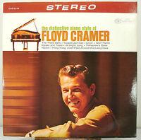 "12"" 33 RPM STEREO LP - RCA CAMDEN CAS-2104  DISTINCTIVE PIANO STYLE FLOYD CRAMER"