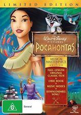DOWNLOAD POCAHONTAS GRATUITO MC DVD