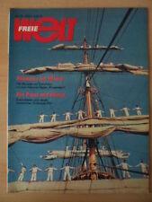 FREIE WELT 22 1978 * Segelschiff Krusenstern Schach-Genie Karpow FW mobile