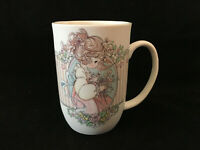 Precious Moments Mothers Day Mug Cup Sam Butcher 206121 Enesco 1993 Box
