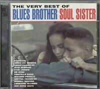 THE VERY BEST OF BLUES BROTHER SOUL SISTER VARIOUS (2X CD compilation) R&B, soul