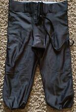 New Riddell Youth Practice Football Pants- Size Xxl Black New! 2Xl