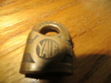 yale and towne lock collectors