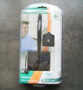 7 Stück Logitech Desktop Microphone OVP