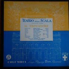 33CX 1483-85 Verid Il Trovatore / Callas, etc. / Karajan E/R 3 LP box set