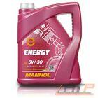 MANNOL 5 L LITER ENERGY 5W-30 MOTOR-ÖL ACEA A3/B4 API SN/CH-4 <br/> ## Die Nr. 1* für Autoteile – Blitzversand ab Lager ##