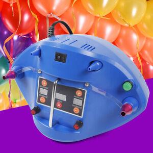 Machine électrique de ballon d' gonfleur de pompe à air Quantitatif minutage DHL