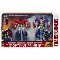 Transformers Evolution 1984 Optimus Prime & 2014 Action Figure Pack