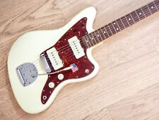 2008 Fender American Vintage '62 Jazzmaster Electric Guitar Olympic White AVRI