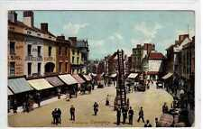 (La7209-180) Broadgate, COVENTRY, Used, c1910, G-VG