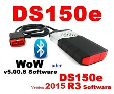 aus HAMBURG Delphi 2015 R3 DS-150 + Bluetooth Diagnosegerät + neu VCI OBD2Tester