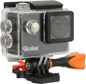 Rollei Action Cam 415 FullHD WiFi Unterwasserkamera Wasserdicht 140° Weitwinkel