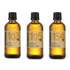 Naissance Huiles essentielles - Citron, Orange et Mandarine - 3 x 100ml