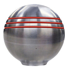 """ONGARO THROTTLE KNOB RED 1-7/8"""" GROOVED"""
