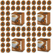 64 x lavazza a modo mio lungo DOLCE 100% ARABICA caffè italiano BACCELLI Capsule