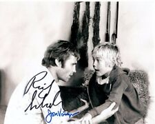 JON VOIGHT & RICKY SCHRODER signed autographed THE CHAMP photo RARE!