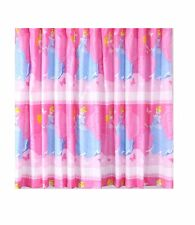 Disney Disney Princess Royal Curtains 54 Inch Official 100% Polyester