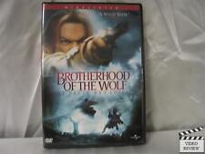 The Brotherhood of the Wolf (DVD, 2002)