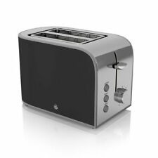 Toasters with Cord Storage and 2 Slices