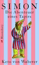 Simon Die Abenteuer eines Tapirs - von Keto von Waberer NEU