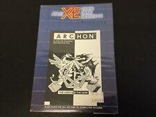 1987#VINTAGE ATARI XE 8 BIT 400 800  EA ELECTRONIC ARTS ARCHON #NIB