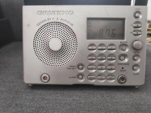 Vintage GRUNDIG Design by F.A Porsche YB-P 2000 Radio Transistor