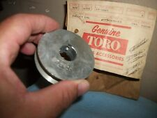 "Toro ""Engine Pulley"" For 58007 Tiller #27-5820. No Longer Available!"
