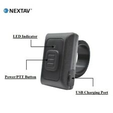 NEXTAV R16 Bluetooth Zello PTT Button for Samsung Galaxy Sony Android ZelloWork