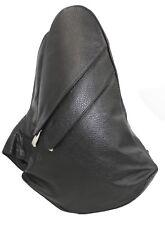 Unisex Cowhide Leather Backpack Purse Sling Shoulder Bag Handbag Brand New ~~