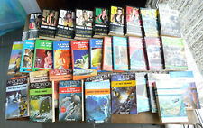 Lot de 35 livres Anticipation – SAS – Punch – science fiction - policier
