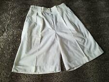 Bermuda Femme Taille 42 Blanc