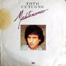 VINILE LP 33 GIRI RPM TOTO COTUGNO MEDITERRANEO 64 1187901 ITALY 1987