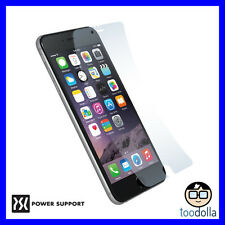 POWER SUPPORT Screen Protection Films, Crystal/Clear for Apple iPhone 6/6s Plus