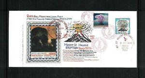 Mt. St.Helens Housse Avec #3878e Doc's Bull Mtn. Local Post. Filet 20.00
