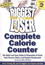 The Biggest Loser Complete Calorie Counter: The Qu
