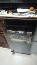 Impianto stereo marantz completo di mobile e piatto disco.vintage