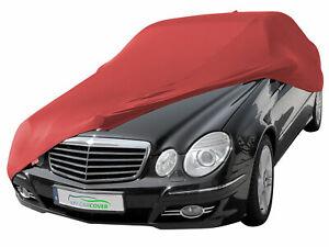 Mercedes-Benz SL R230 2001-2012 Autoplane Classic Innenbereich in Rot