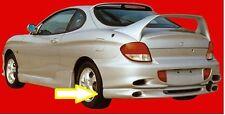 Spoiler sottoparaurti posteriore rear lip Hyundai Coupè dal 1996 al 2001 Lester