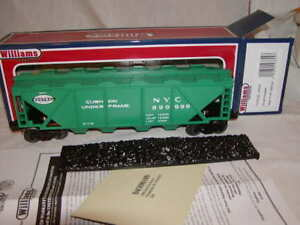 Williams Bachmann 47624 New York Central Quad Hopper Cover Coal Cover O 027 MIB