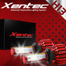 XENTEC LED HID Headlight kit H13 9008 White for 2007-2014 GMC Yukon XL 1500