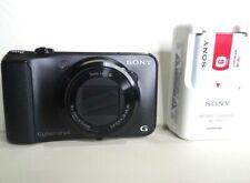Sony Cyber-Shot DSC-HX10V 16X OPTICAL ZOOM 18.2 MP Black Used