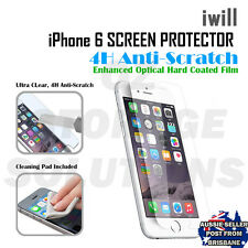 iwill Apple iPhone 6 Premium anti scratch extra clear Screen Protector