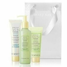 Mary Kay Satin Hands Pampering Set- White Tea & Citrus. Free SHIPPING