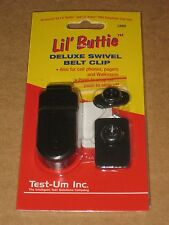 Brand NEW Test-Um Lil Buttie Deluxe Swivel Belt Clip LB60
