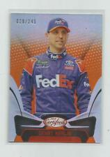 2018  Certified  DENNY HAMLIN   Orange  028/249
