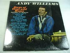 Andy Williams - Days Of Wine And Roses - Columbia CL-2015 Mono 2 Eye