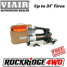 "Viair 85P Portable Air Compressor Kit 60 PSI for Up 31"" 4x4 Offroad Jeep RV Boat"