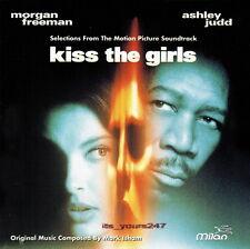 Kiss The Girls - Soundtrack [1997] | Mark Isham | CD