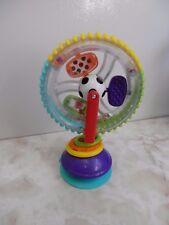 Sassy Wonder Wheel Eye and Hand Coordination Toy Baby Infant Developmental Toy